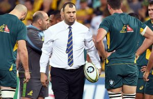 Michael Cheika says he won't panic