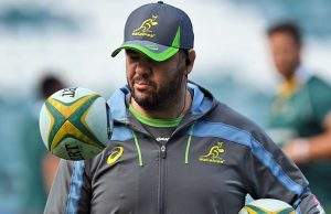 Michael Cheika has finalised his Wallabies bench