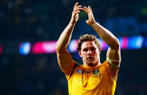 Michael Hooper has been cited for a shoulder charge on England's Mike Brown