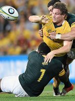 Australia beat Boks for first victory since World Cup