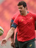 Springboks change half back pair for Australia