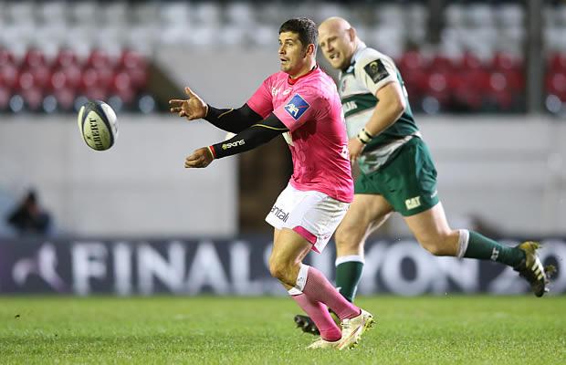 Morne Steyn starts for Stade Francais