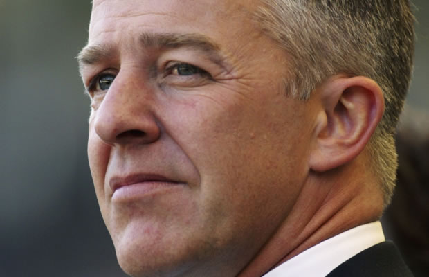 Nigel Melville will replace Rob Andrew at the RFU