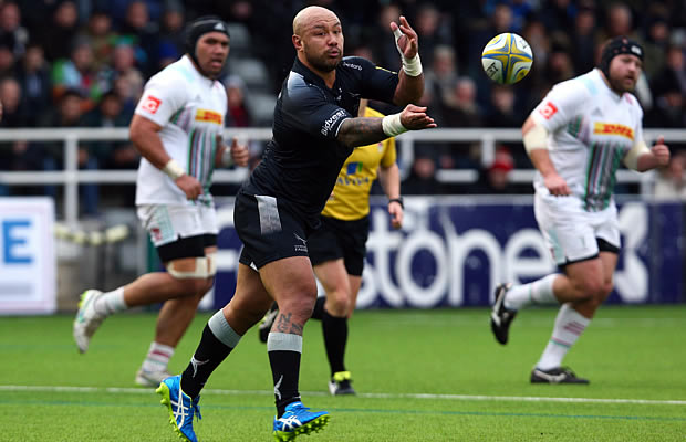 Nili Latu will miss the first three months of the new season