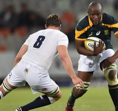 Oupa Mohoje retains the South Africa A captaincy