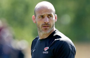 Paul Gustard has been named as England defence coach