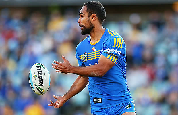 Reece Robinson will play Super Rugby next year for the Waratahs