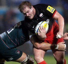 Rhys Gill will leave Saracens and return to Cardiff Blues