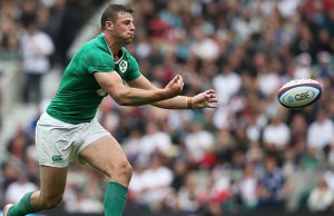 Robbie Henshaw starts for Ireland on Sunday