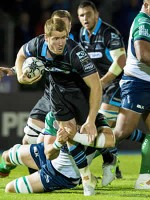 Clegg to leave Glasgow for Oyonnax in Top 14