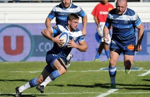 Rory Kockott won his 100th cap for Castres