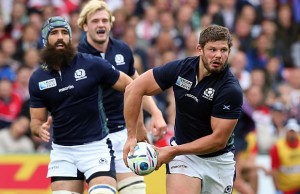 Ross Ford could miss Scotland's quarter final