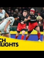 Saracens Vs Worcester Warriors  – Aviva Premiership 2015/16 | Rugby Video Highlights