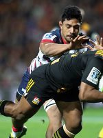 Chiefs overtake Crusaders with Rebels victory