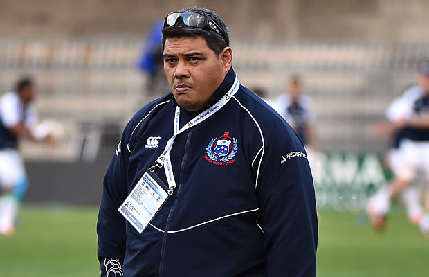 Samoa coach Stephen Betham says they will fight fire with fire