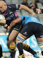 Brumbies top Aussie conference with Bulls victory