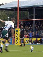 Saracens remain unbeaten with Northampton victory