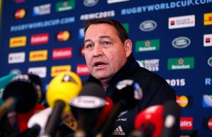 Steve Hansen has named his team to play Australia