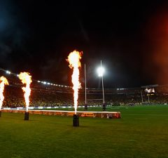 The Super Rugby semi-finalists have been decided