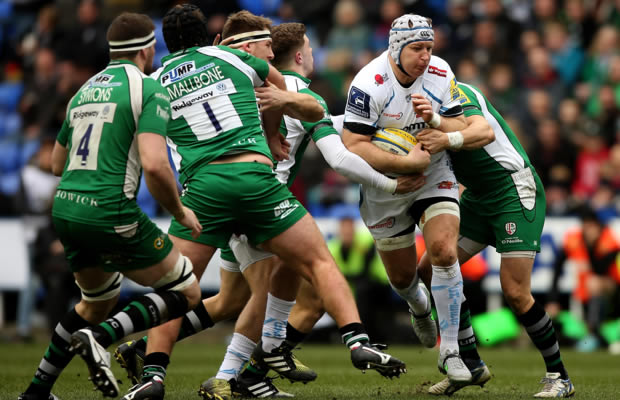 Thomas Waldrom has re-signed with Exeter Chiefs