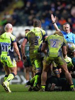 Sale Sharks shock Leicester at Welford Road