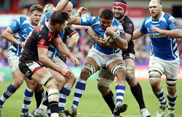 Taulupe Faletau (Newport Gwent Dragons) was named European Rugby Challenge Cup man of the match.