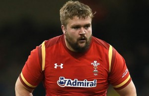 Tomas Francis has been cited for coming into contact with Dan Cole's eyes
