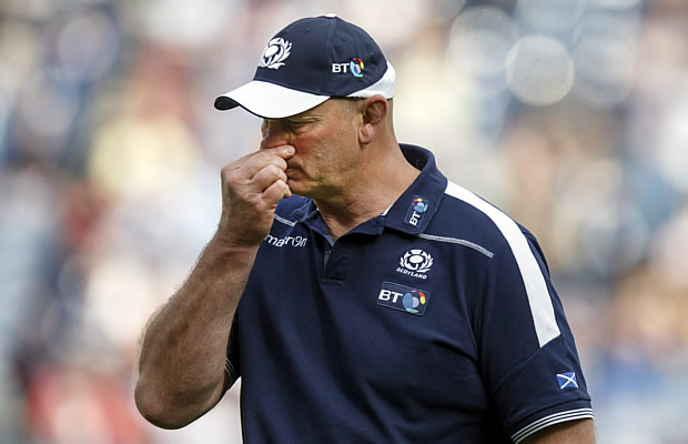 Vern Cotter has kept most of his RWC Qtr final team to play England