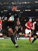 All Blacks make four changes for Springboks