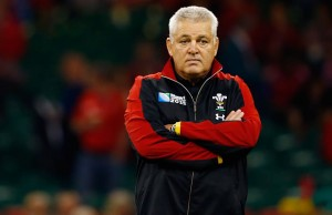 Warren Gatland attempts to win over the England fans by showing sympathy
