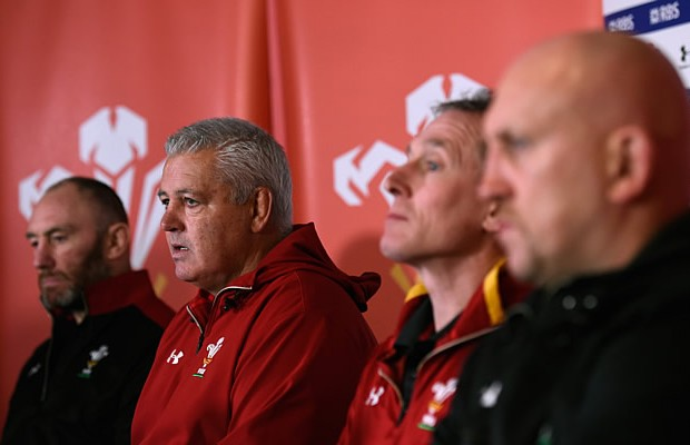 Warren Gatland says nothing rivals the Six Nations