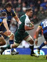 Leicester book Premiership play off spot