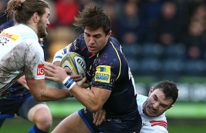 Former Springbok Wynand Olivierhas extended his contract with Worcester