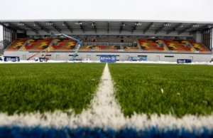 Saracens host London Irish at Allianz Park