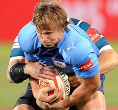 Arno Botha comes into the starting line up