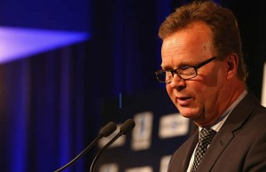 ARU chief executive Bill Pulver