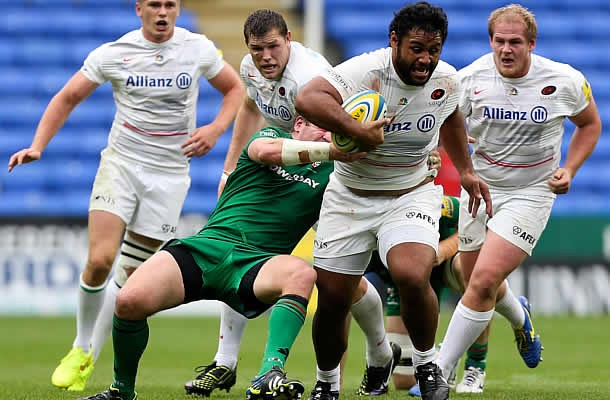 Billy Vunipola and his brother Mako have re-signed with Saracens