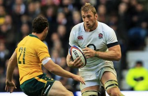 England are a different team to when Chris Robshaw was captain