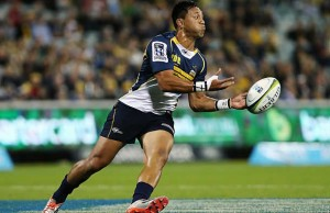 Christian Lealiifano has committed to the Brumbies