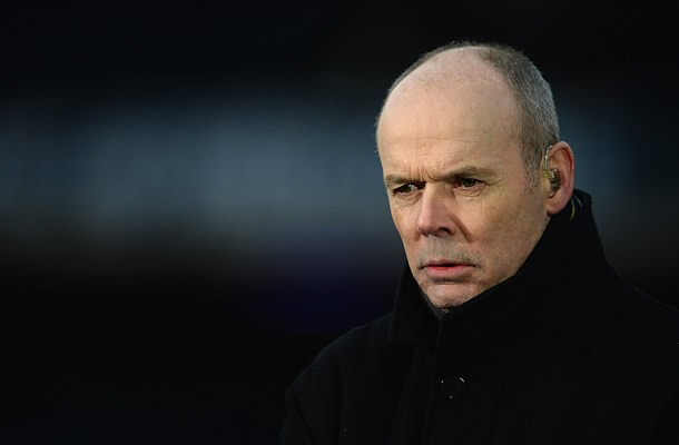 Clive Woodward has slammed the RFU for their handling of Stuart Lancaster
