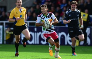 Danny Care has committed to playing for Harlequins