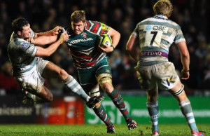 Ed Slater will miss two months of rugby