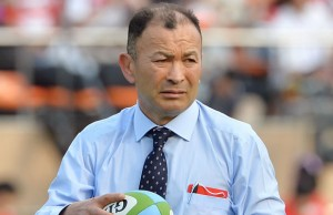 Eddie Jones wants to go out with a bang
