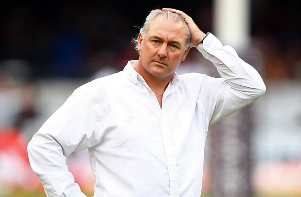 Gary Gold is enjoying better preparations this year