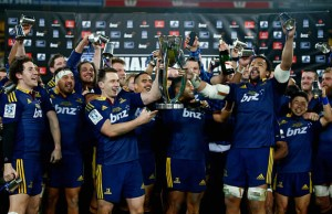 The Highlanders won their first Super Rugby title in 2015