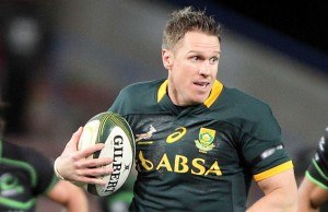 Jean De Villiers returns to captain South Africa against Japan