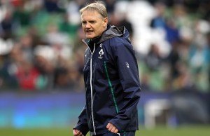 The Highlanders want Ireland coach Joe Schmidt