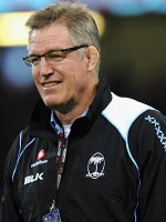 Fiji coach in line to replace Japan coach Eddie Jones