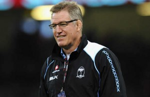 John McKee is in line to replace Eddie Jones
