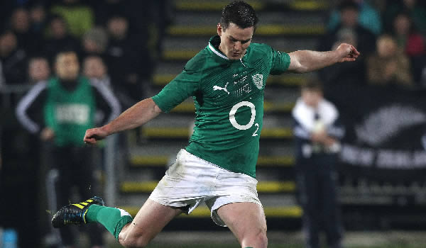 Jonathan Sexton will miss Ireland's tour of South Africa